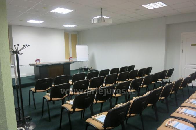 Konferencijų, seminarų organizavimas sveikatos centre ENERGETIKAS - 2