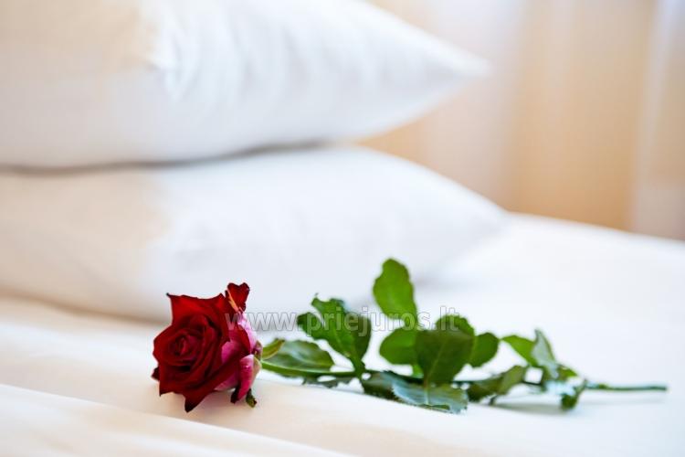 Romantiškas savaitgalis dviems Palangoje viešbutyje Best Baltic Hotel Palanga - 1