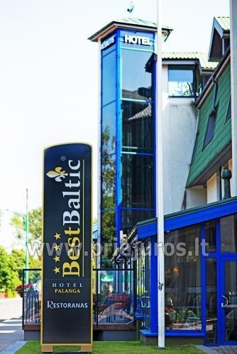 Romantiškas savaitgalis dviems Palangoje viešbutyje Best Baltic Hotel Palanga - 9