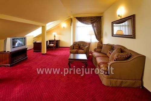 Romantiškas savaitgalis dviems Palangoje viešbutyje Best Baltic Hotel Palanga - 8