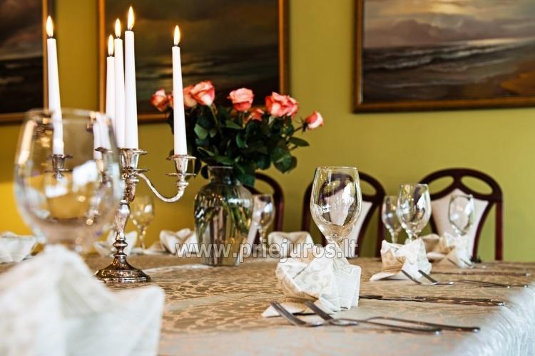 Romantiškas savaitgalis dviems Palangoje viešbutyje Best Baltic Hotel Palanga - 2