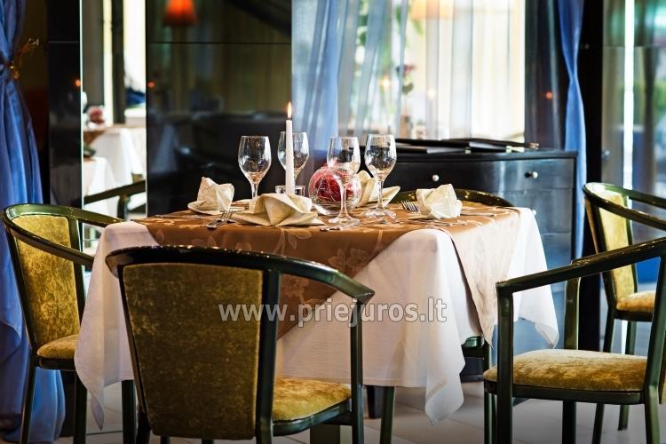 Romantiškas savaitgalis dviems Palangoje viešbutyje Best Baltic Hotel Palanga - 3