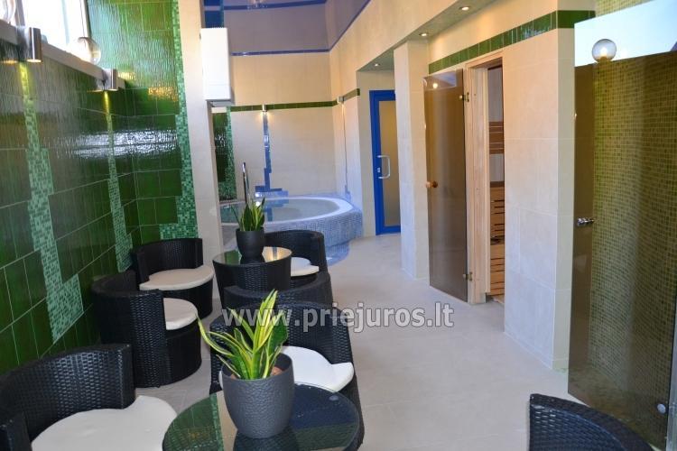 Romantiškas savaitgalis dviems Palangoje viešbutyje Best Baltic Hotel Palanga - 5