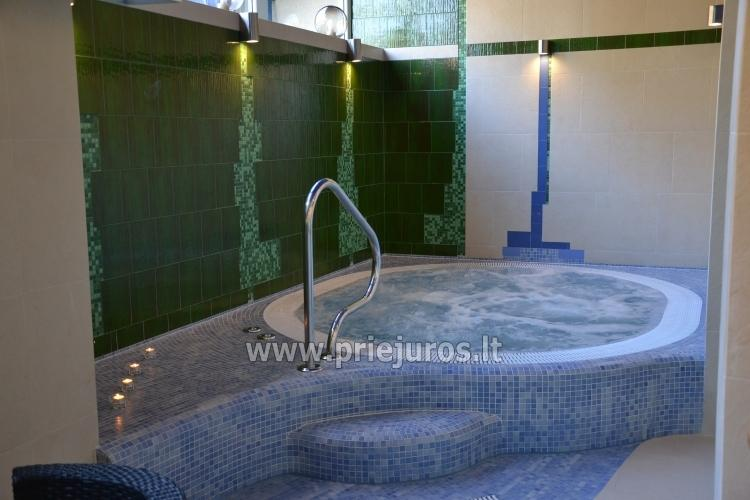 Romantiškas savaitgalis dviems Palangoje viešbutyje Best Baltic Hotel Palanga - 6