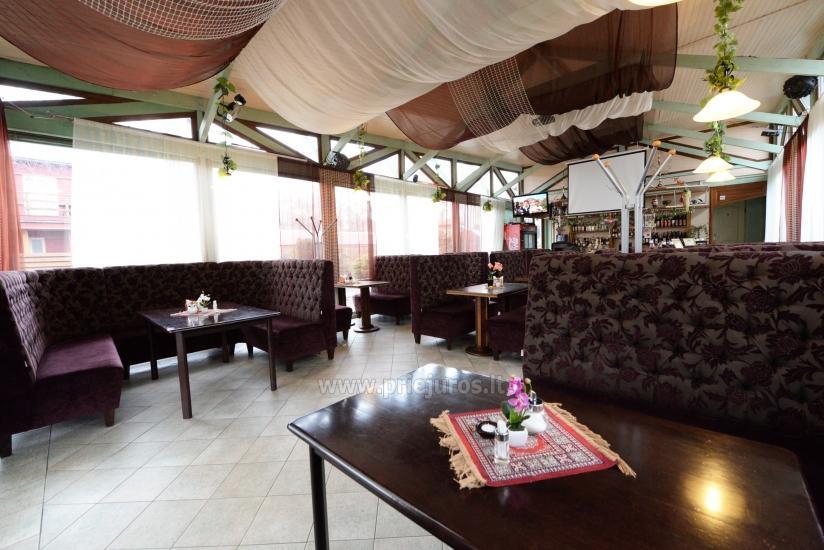 Naujųjų metų sutikimas kavinėje Palangoje Armėniška virtuvė - 2