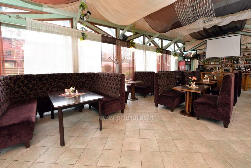 Naujųjų metų sutikimas kavinėje Palangoje Armėniška virtuvė - 3