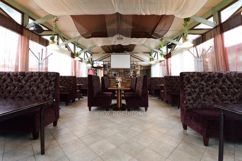 Naujųjų metų sutikimas kavinėje Palangoje Armėniška virtuvė - 4