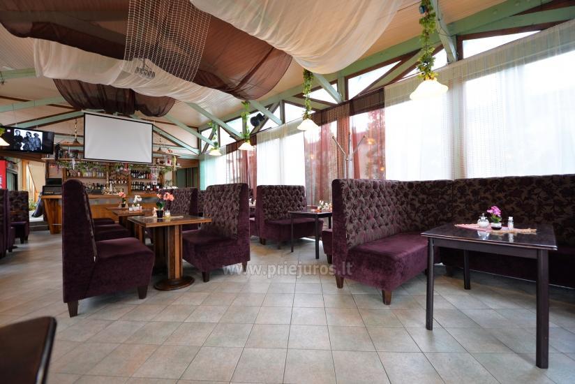 Naujųjų metų sutikimas kavinėje Palangoje Armėniška virtuvė - 5