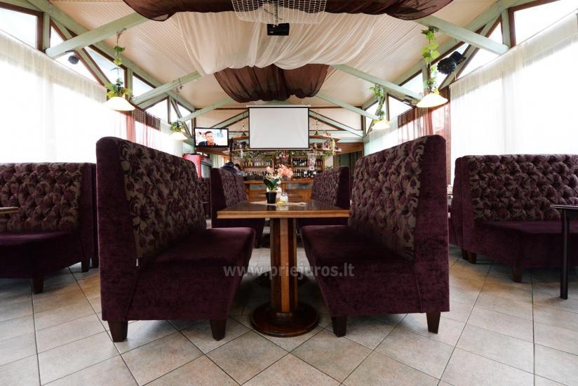 Naujųjų metų sutikimas kavinėje Palangoje Armėniška virtuvė - 6