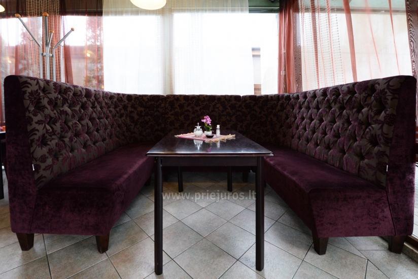 Naujųjų metų sutikimas kavinėje Palangoje Armėniška virtuvė - 8