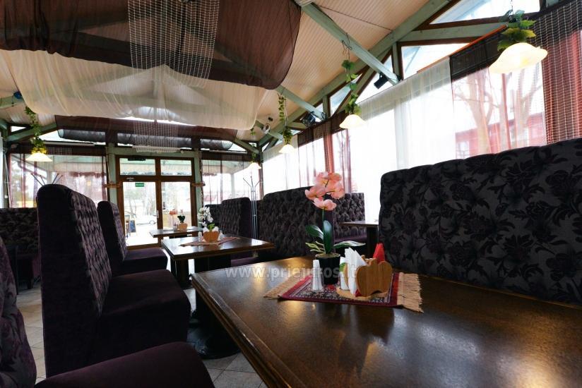 Naujųjų metų sutikimas kavinėje Palangoje Armėniška virtuvė - 9