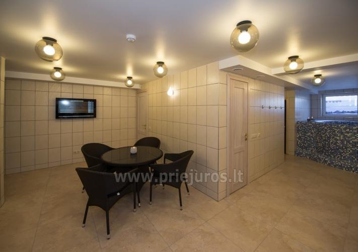SPA kompleksas viešbutyje Palangoje Vila Levita - 2