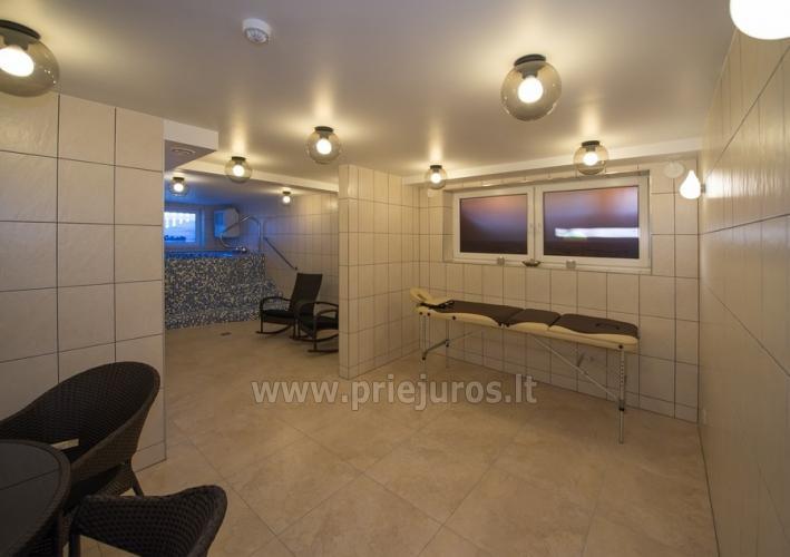 SPA kompleksas viešbutyje Palangoje Vila Levita - 3