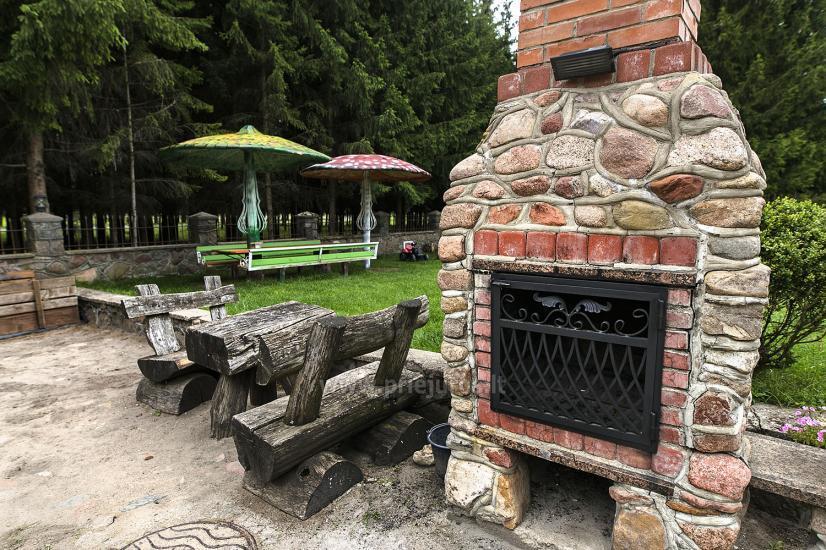 Gehöft für Erholung und Feiern in der Nähe von Klaipeda - 7