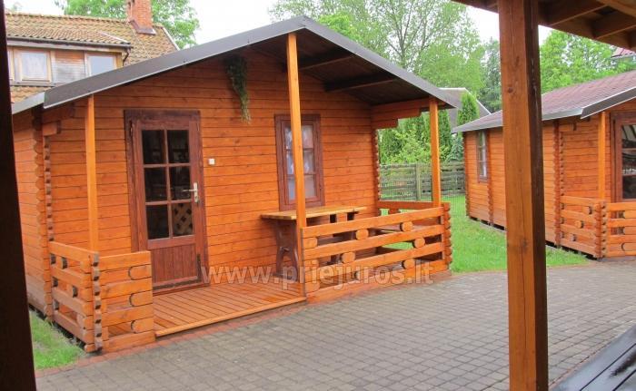 Džiugutis. Pirtis, kubilas, kambarių ir namelių nuoma sodyboje Šventojoje - 7