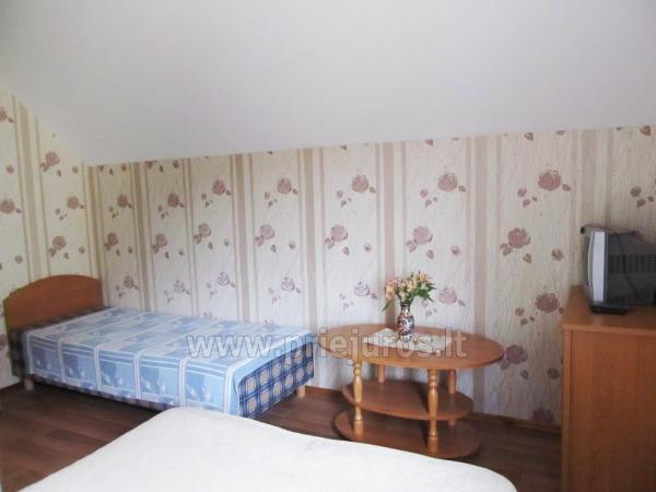 Džiugutis. Pirtis, kubilas, kambarių ir namelių nuoma sodyboje Šventojoje - 28