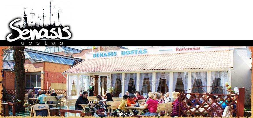 Restoranas-baras Senasis Uostas - 8