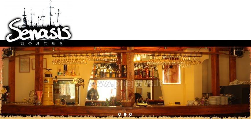Restoranas-baras Senasis Uostas - 10
