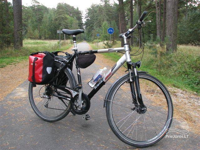 DU RATAI - Klaipėda bike rental & repair