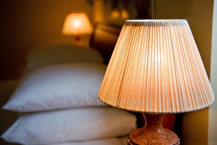 """Romantiškas vienos nakvynės pasiūlymas """"BEST BALTIC Palanga"""" viešbutyje - 1"""