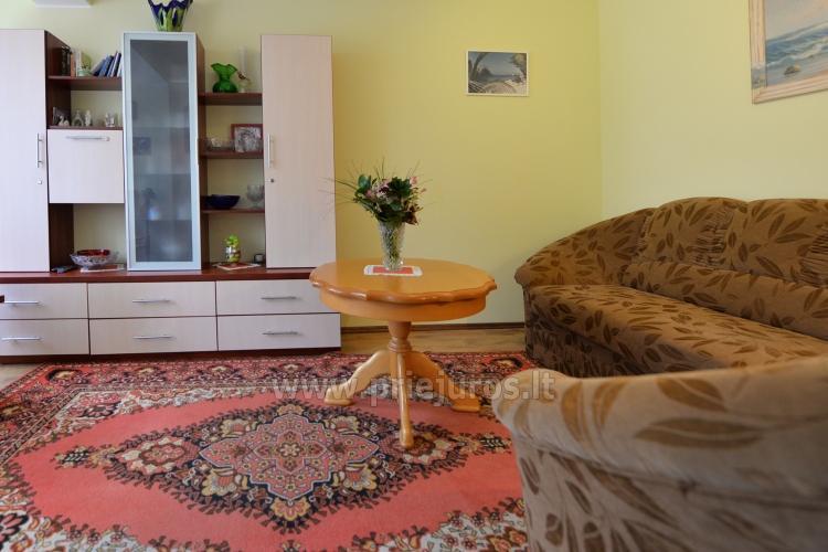 Divu istabu dzīvokli Nidā, Kuršu kāpa - 4
