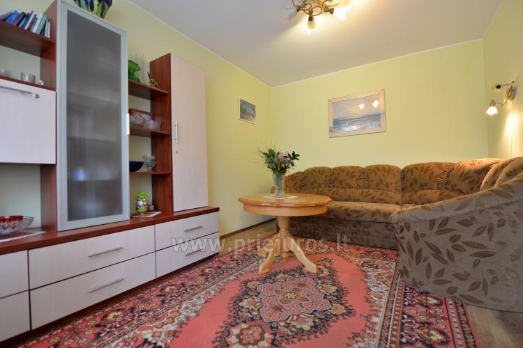 Divu istabu dzīvokli Nidā, Kuršu kāpa - 5