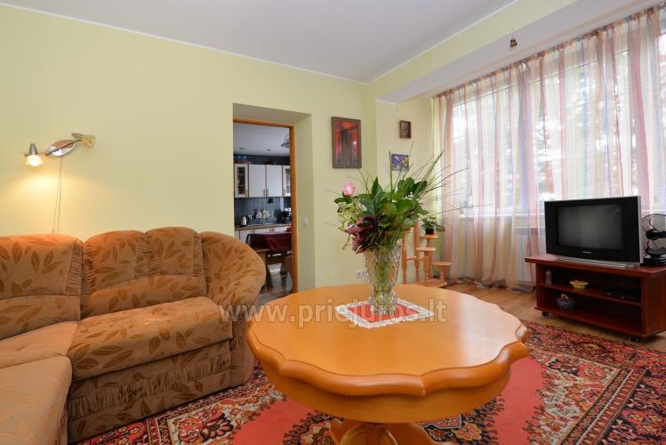 Divu istabu dzīvokli Nidā, Kuršu kāpa - 6