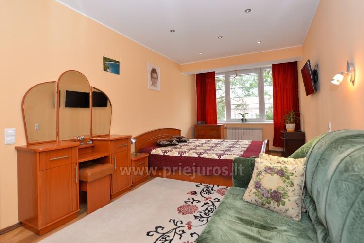 Divu istabu dzīvokli Nidā, Kuršu kāpa - 9