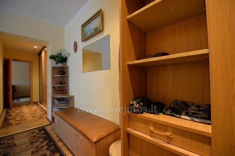 Divu istabu dzīvokli Nidā, Kuršu kāpa - 11
