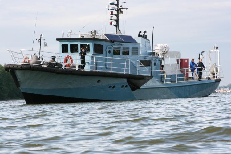 Laivas NZ55 - iškylos, žvejyba jūroje ir mariose, šventės bei nakvynė laive! - 1