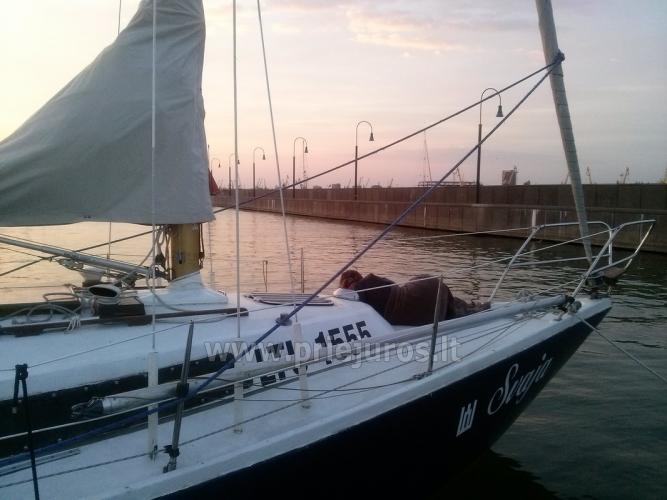 Yacht Svaja for rent in Klaipeda - 2