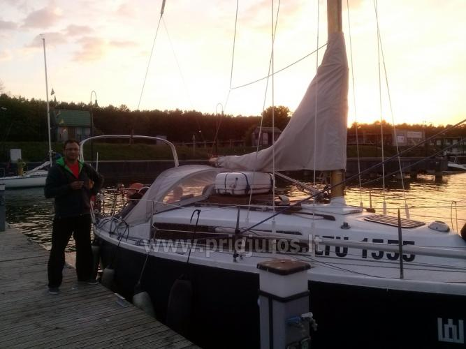 Yacht Svaja for rent in Klaipeda - 3