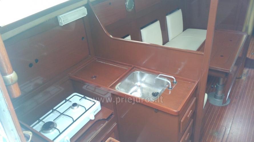 Yacht Svaja for rent in Klaipeda - 6