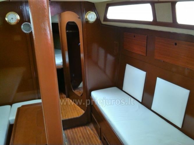 Yacht Svaja for rent in Klaipeda - 4