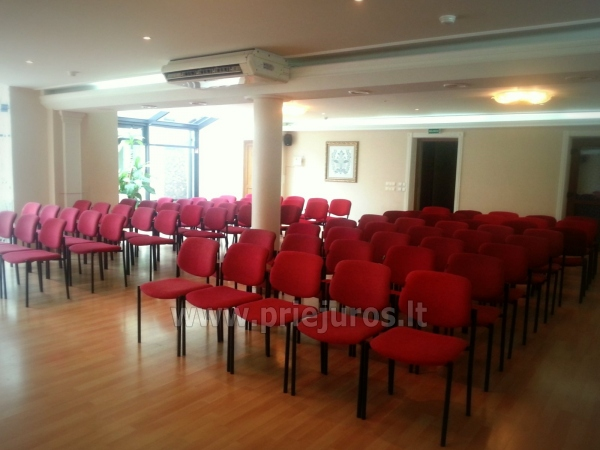 Konferencijų salė Klaipėdoje – viešbutyje MORENA - 1