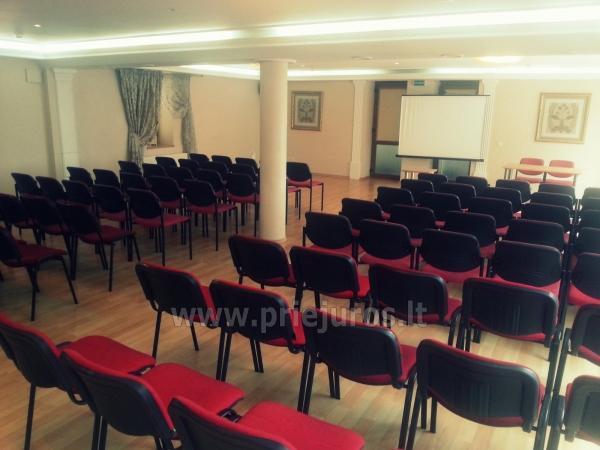 Konferencijų salė Klaipėdoje – viešbutyje MORENA - 2