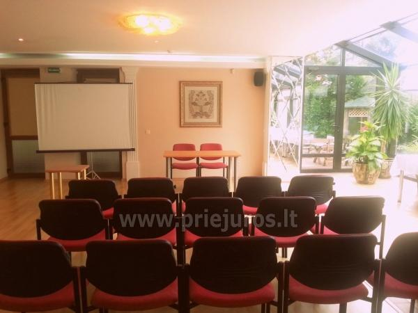 Konferencijų salė Klaipėdoje – viešbutyje MORENA - 3