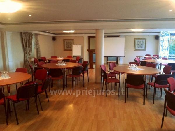 Konferencijų salė Klaipėdoje – viešbutyje MORENA - 4