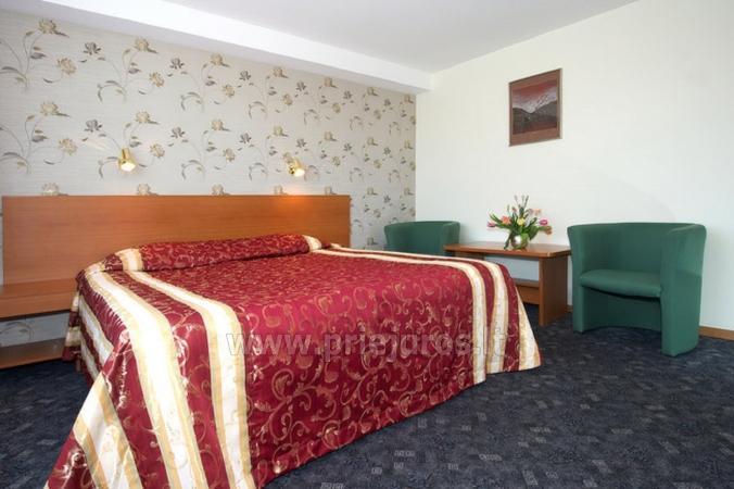 Konferencijų salė Klaipėdoje – viešbutyje MORENA - 8