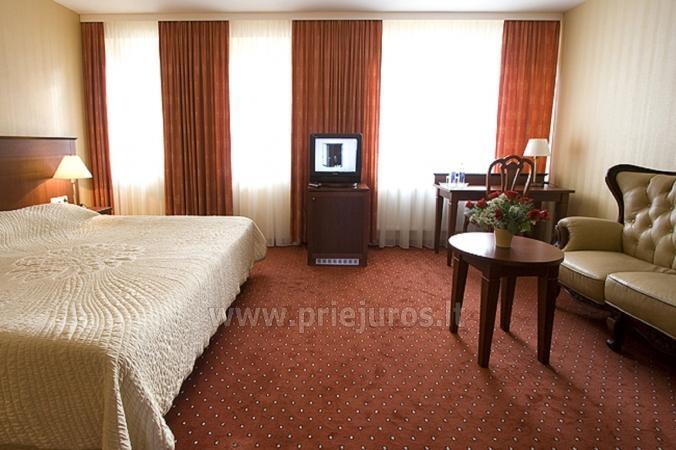 Konferencijų salė Klaipėdoje – viešbutyje MORENA - 9