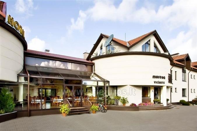 Konferencijų salė Klaipėdoje – viešbutyje MORENA - 10