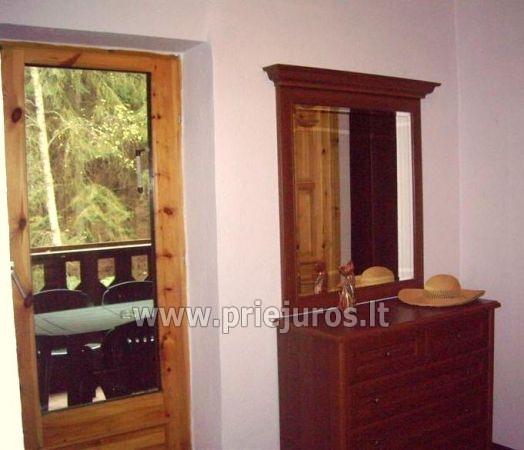 Divas istabas dzīvoklis ar terasi Kuršu kāpas - 3