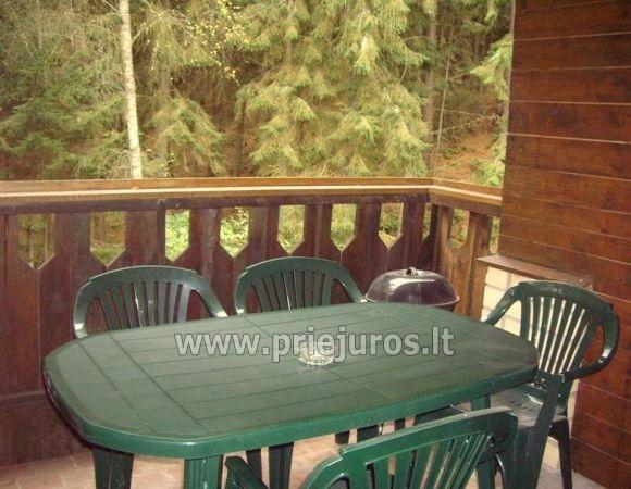Divas istabas dzīvoklis ar terasi Kuršu kāpas - 4