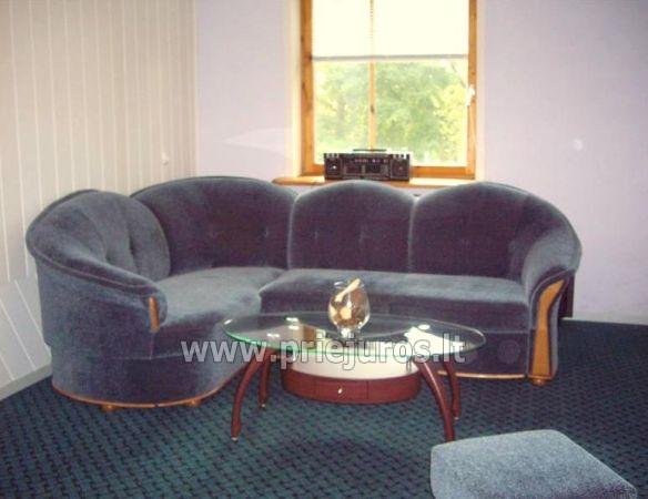 Parduodamas dviejų kambarių butas Juodkrantėje - 5