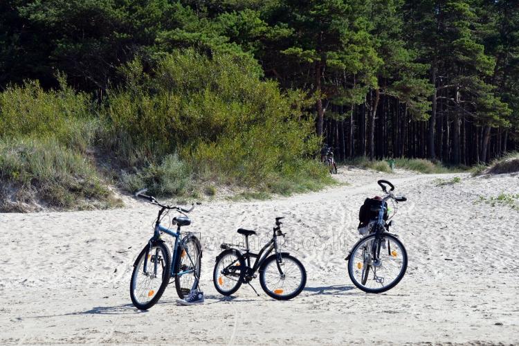 Pajūrio dviračių takas Palanga - Nida (90 km) - 30