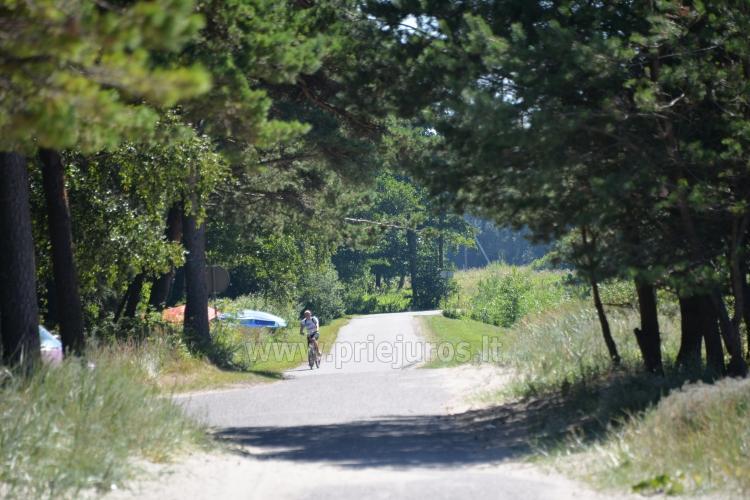 Pajūrio dviračių takas Palanga - Nida (90 km) - 31