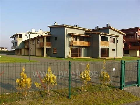 Dzīvoklis pārdošanai Sventoji (Palanga). Bloks nr. 2, privātmāja nr. 5 - 1