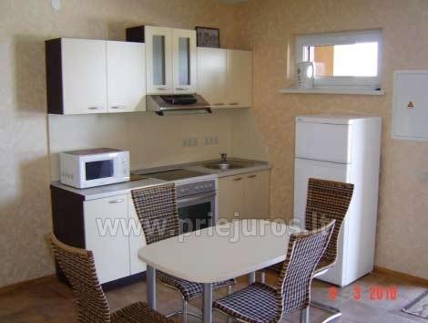 Dzīvoklis pārdošanai Sventoji (Palanga). Bloks nr. 2, privātmāja nr. 5 - 4