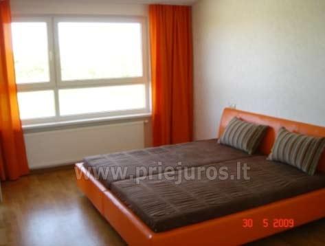 Dzīvoklis pārdošanai Sventoji (Palanga). Bloks nr. 2, privātmāja nr. 5 - 6