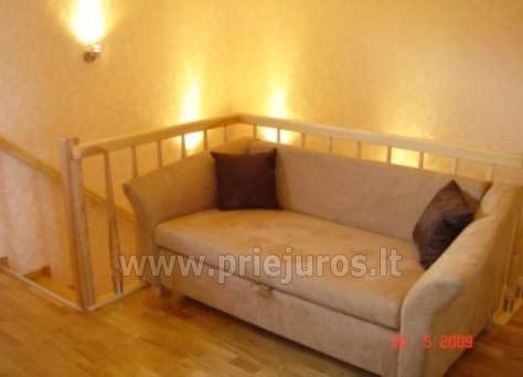 Dzīvoklis pārdošanai Sventoji (Palanga). Bloks nr. 2, privātmāja nr. 5 - 7